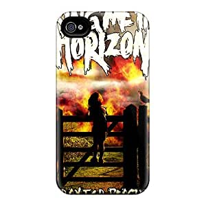 Flexible Tpu Back Cases Covers For Iphone 6 - Bmth