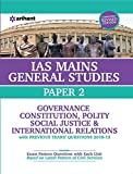 IAS Mains Paper 2 Governance Constitution, Polity Social Justice & International Relations