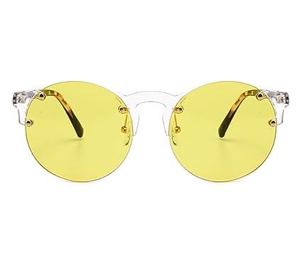 Marco de metal retro estilo vintage Steampunk gafas de sol ...