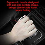 Qiilu T-handle Gear Shift Knob Handle for Jeep