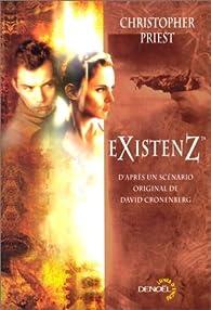 eXistenZ par Christopher Priest