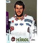 Amazon.com: (CI) Paul Zanette Hockey Card 2014-15 Erste Bank ...