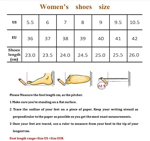 51PYUEyD8rL. AC APRILSPRING Womens Walking Shoes Running Fashion Non Slip Type Sneakers    Product Description