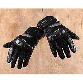 Axor Striker Black Dull Black Gloves-L