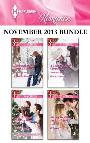 book cover of Harlequin Romance November 2013 Bundle