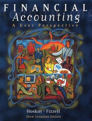 Financial Accounting: A User's Perspective
