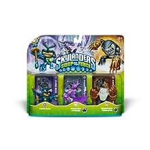 Skylanders SWAP Force Triple Character Pack: Dune Bug, Phantom Cynder, Knockout Terrafin
