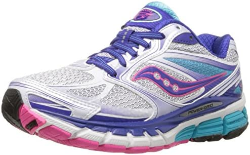 Sports Shoes Saucony GUIDE 8 Stabilty running shoes white