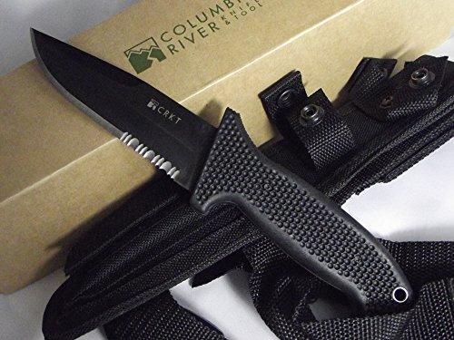 Zytel Handle Black Combo Blade - 4