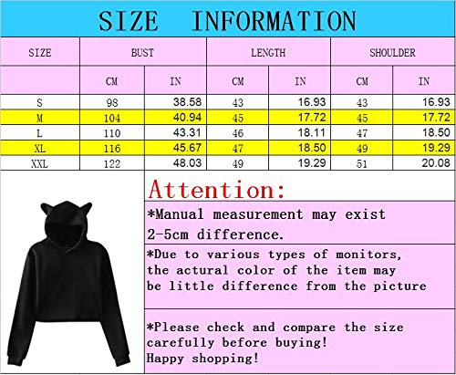Fille Rose Sweat shirt Aidear Sweat Aidear Fille shirt CwpfxSq