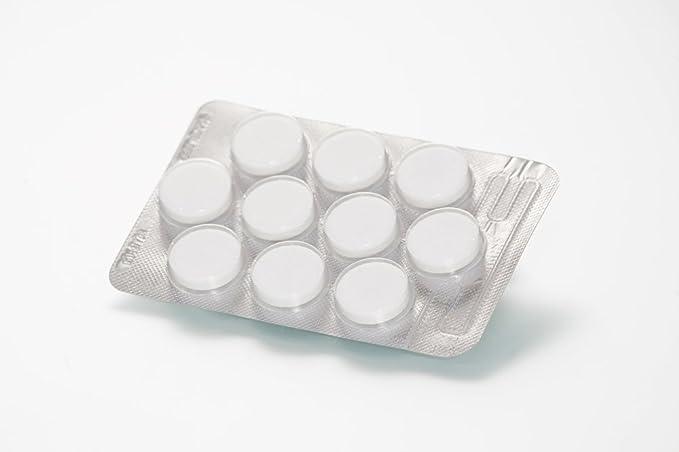 SHB Swiss Cafe Clean 10 pastillas de limpieza para cafeteras ...