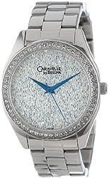Caravelle by Bulova Women's 43L158 Crystal Watch