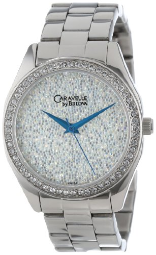 Caravelle by Bulova Women's 43L158 Crystal Watch