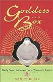 Goddess in a Box, Nancy Blair, 193141291X
