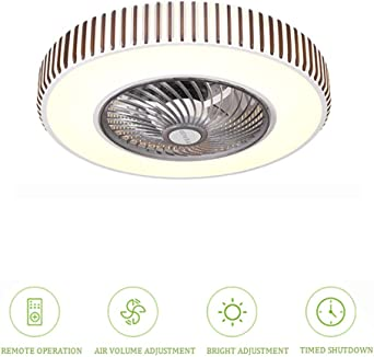 Ventilador de techo con luz antimosquitos, lámpara con mando a ...