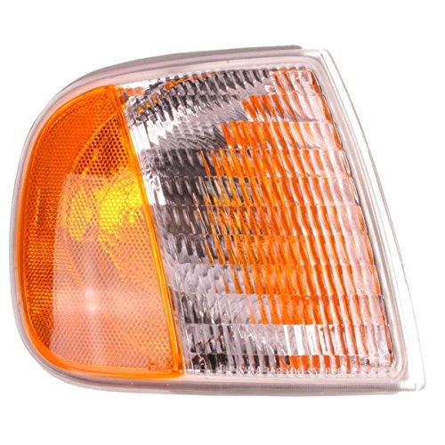 Eagle Eyes FR207-U100R Ford Passenger Side Park/Side Lamp Lens and Housing