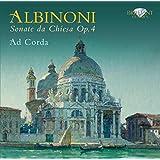 Albinoni: Sonata Da Chiesa Op.4