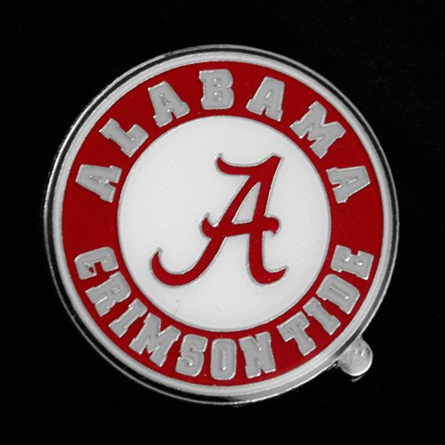 Alabama Crimson Tide Logo Lapel (aminco NCAA Alabama Crimson Tide Logo Pin)