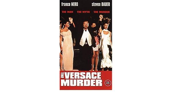 The Versace Murder [Francia] [VHS]: Amazon.es: Franco Nero, Steven Bauer, Shane Perdue, Matt Servitto, David Wolfson (II), Oscar Torres, David Anthony ...