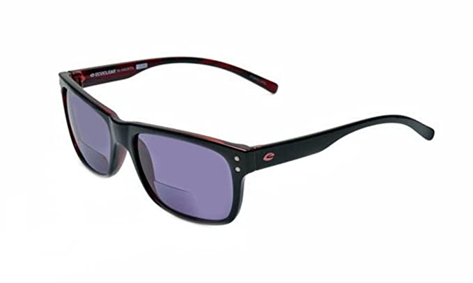 rainbow safety EcoClear Gafas de Sol Bifocales Lentes de ...