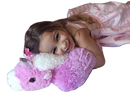 Unicorn Zoopurr Stuffed Animal Pillow