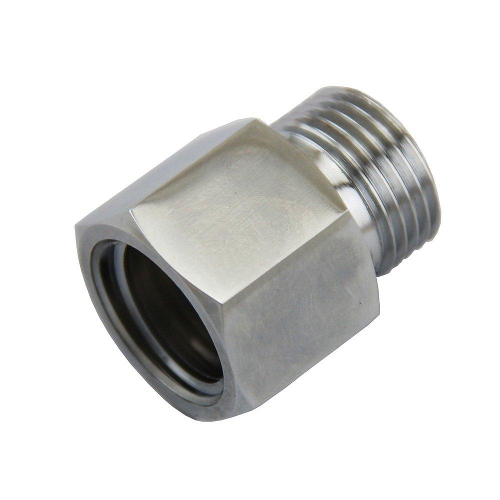 Neuer CO2-Flaschenbehälter CGA320-Gewinde Für Adapter W21.8-14
