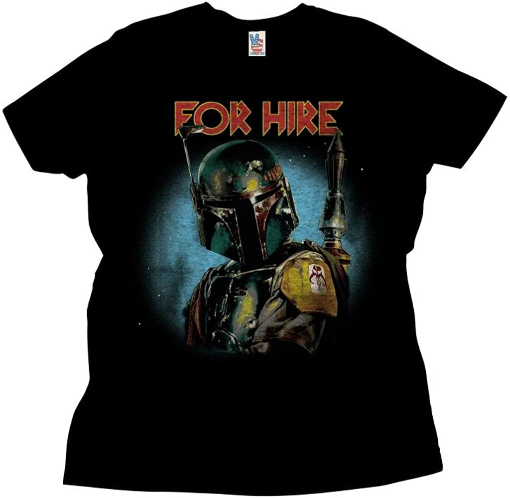 Star Wars Men's Star Wars For Hire T-Shirt