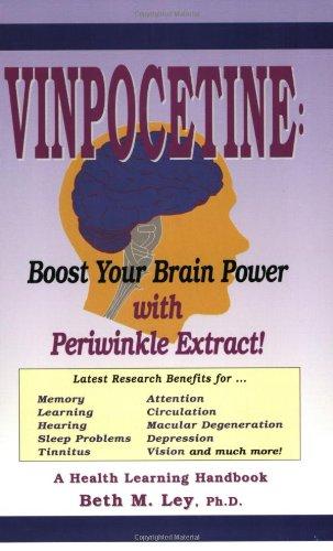 Vinpocetine Revitalize Periwinkle Learning Handbook