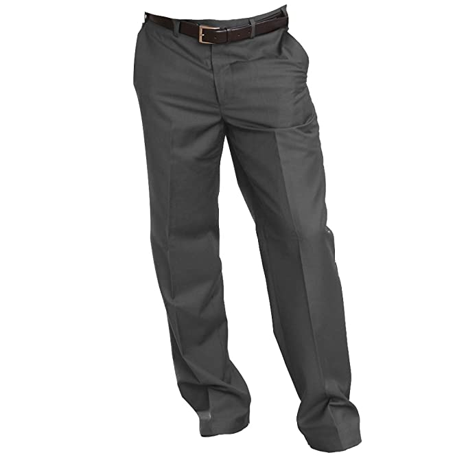 Skopes - Pantalones de Traje/de Vestir Lisos Caballero ...