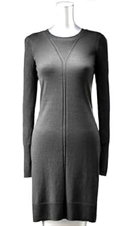 8a1e6c563b3 Simply Vera Vera Wang Women s Ribbed Sweaterdress