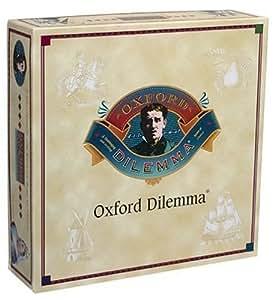 Oxford Dilemma Trivia Game
