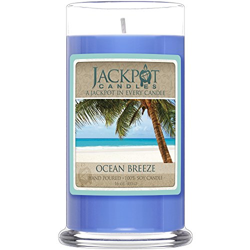 ocean breeze candle - 1