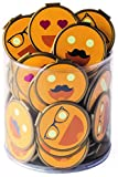 BEST Funny Emoji Emoticon Bookmarks, 75 Bulk Animal Bookmarks for Kids girl's boys. School Student Incentives –Library incentives –Reading Incentives -Party Favor Prizes - Classroom Reading Awards