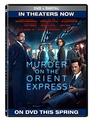 Murder on the Orient Express (DVD + Digital)