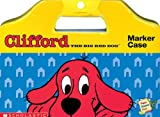 Clifford the Big Red Dog Marker Case, Scholastic, Inc. Staff and Norman Bridwell, 0590634569