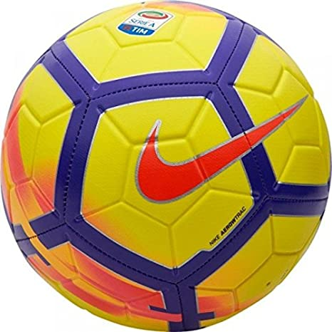 121853fe35 PALLONE CALCIO SERIE A STRIKE 2017/2018 INVERNALE SIZE 5: Amazon.it ...