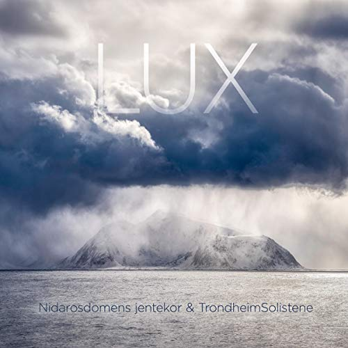 LUX [Hybrid SACD + Pure Audio Blu-Ray]