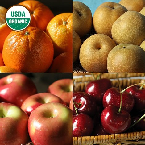 (Harvest Club Organic Light Monthly Fruit Club (6 Month))