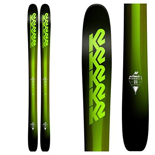 K2 Pinnacle Jr. Kids Skis 2018 - 149cm (All Terrain Junior Skis)