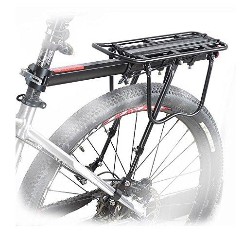 50kg Capacity Bike Racks Bike Luggage Bicycle Accessories