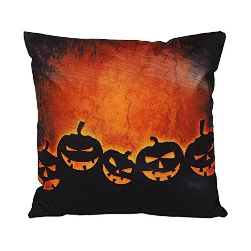 Gotd Halloween Pillow Cushion Cover Home Decor Decorations 45cm45cm18X18' - Clothing Kids Myer