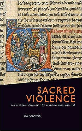 Amazon com: Sacred Violence: The European Crusades to the