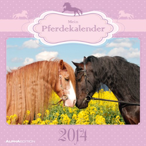 Mein Pferdekalender 2014 Broschürenkalender