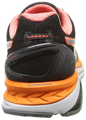 Peach Asphalt Speed Ignite 1000 Quarry de S Multicolore Chaussures Puma Femme Compétition Fluo awPzqP