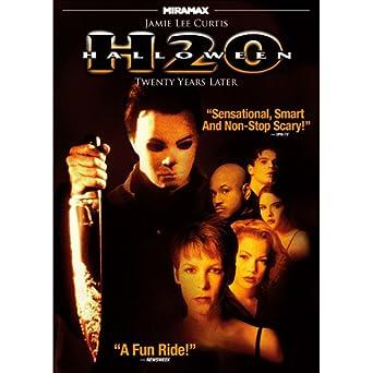 Amazon.com: Halloween H20: 20 Years Later: Jamie Lee Curtis, Josh ...