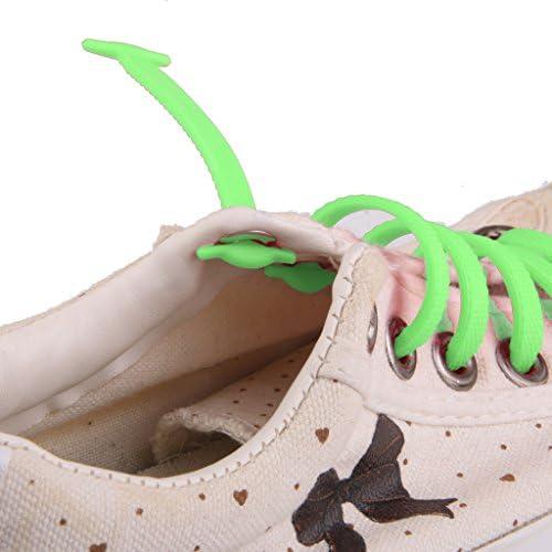 結ばない 靴紐 ゴム 靴ひも 伸縮 靴紐 ほどけない 簡単取り付け 靴紐が解け 防水 子供用 全8色