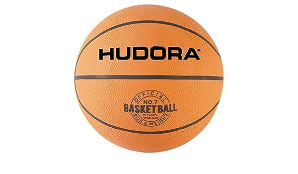 5ff9c8f02ac41 Hudora 71570 Basketball ball Naranja balon deportivo - balones deportivos   Amazon.es  Juguetes y juegos