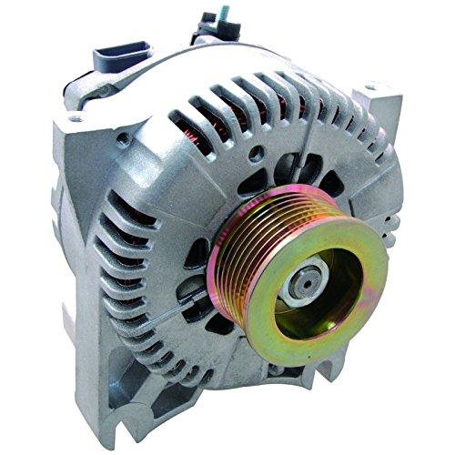 New Alternator For Ford F150 F250 F350 Pickup Series Truck 5.4L 5.4 1999 2000 2001 2002 2003 2004 Lightning 130A ()