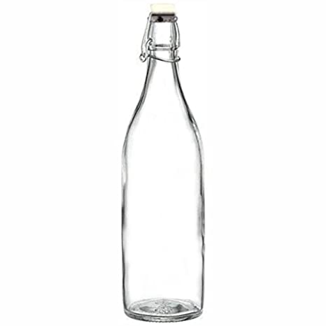Satyam Kraft  Pack of 1  Glass Water Bottle Water Bottles