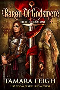 Baron Of Godsmere by Tamara Leigh ebook deal
